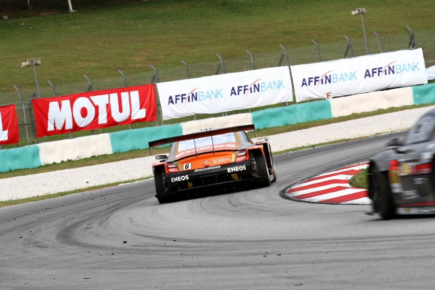 Autobacs Super GT 2012 Round 3: Weider HSV-010 and Hankook Porsche win from pole position Image #111911