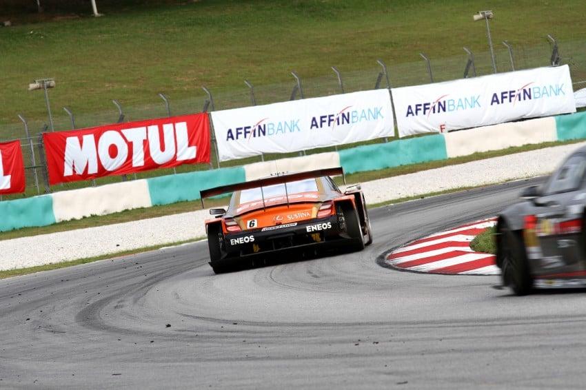 Autobacs Super GT 2012 Round 3: Weider HSV-010 and Hankook Porsche win from pole position Image #111911