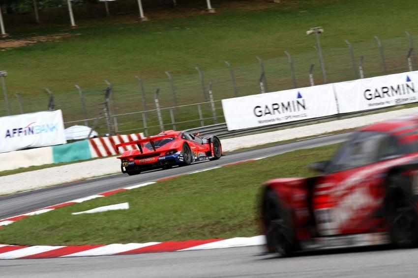 Autobacs Super GT 2012 Round 3: Weider HSV-010 and Hankook Porsche win from pole position Image #111914