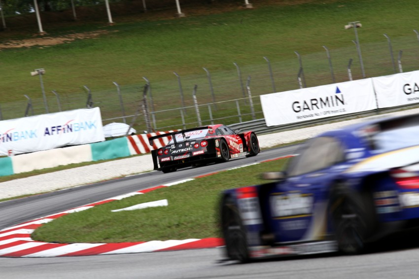 Autobacs Super GT 2012 Round 3: Weider HSV-010 and Hankook Porsche win from pole position Image #111915