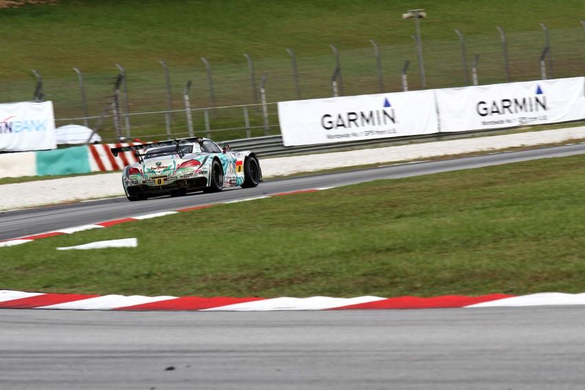 Autobacs Super GT 2012 Round 3: Weider HSV-010 and Hankook Porsche win from pole position Image #111917
