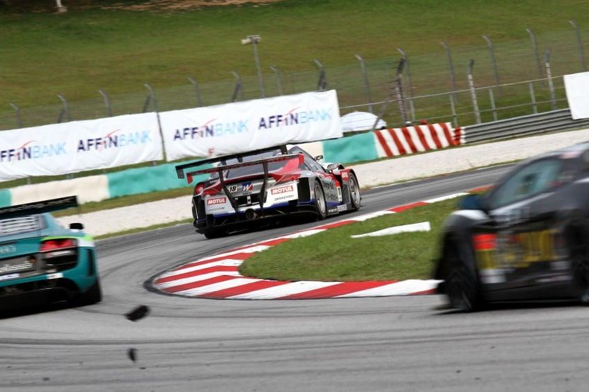 Autobacs Super GT 2012 Round 3: Weider HSV-010 and Hankook Porsche win from pole position Image #111918