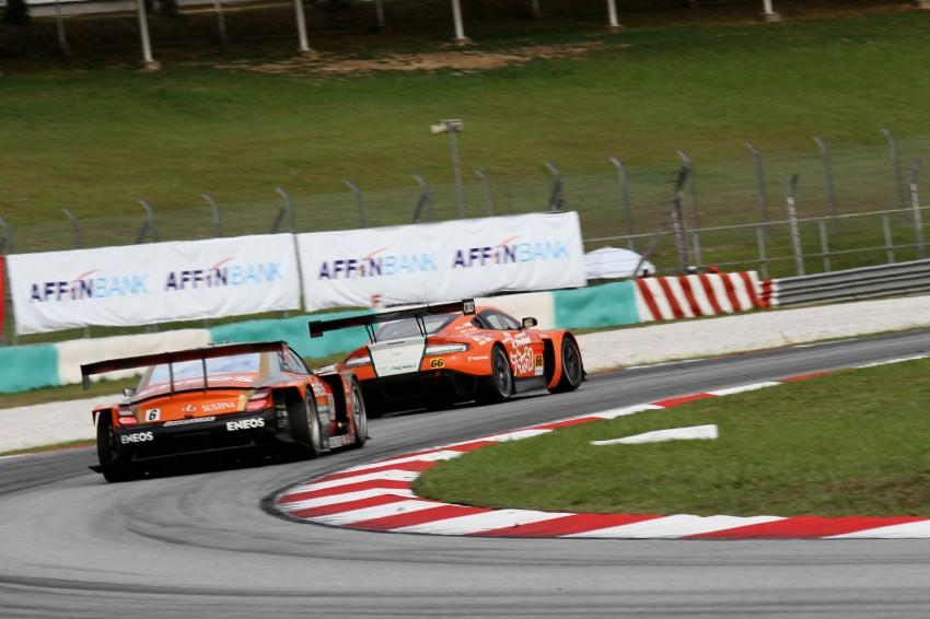 Autobacs Super GT 2012 Round 3: Weider HSV-010 and Hankook Porsche win from pole position Image #111920