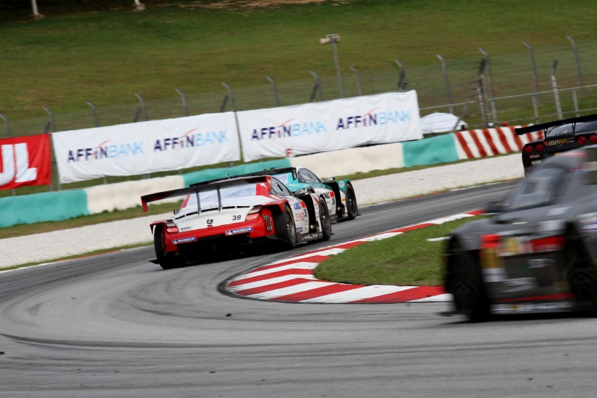 Autobacs Super GT 2012 Round 3: Weider HSV-010 and Hankook Porsche win from pole position Image #111921