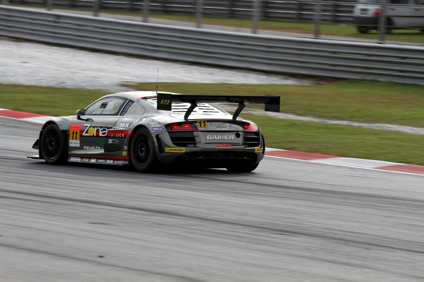 Autobacs Super GT 2012 Round 3: Weider HSV-010 and Hankook Porsche win from pole position Image #111925
