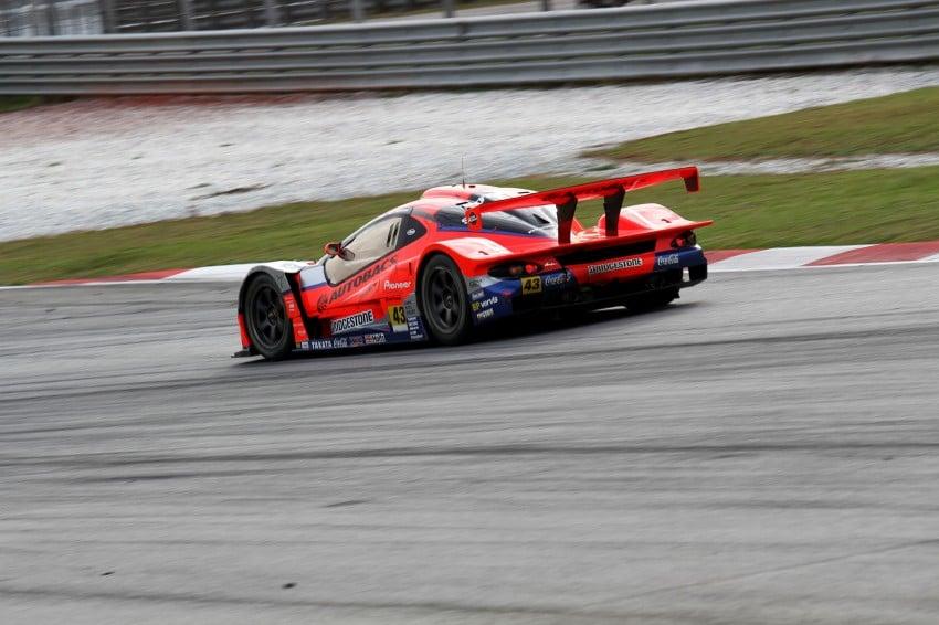 Autobacs Super GT 2012 Round 3: Weider HSV-010 and Hankook Porsche win from pole position Image #111926