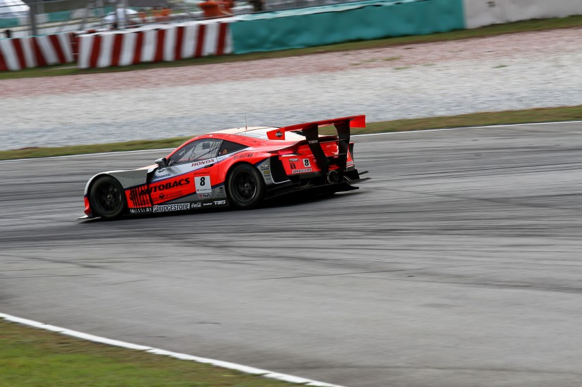 Autobacs Super GT 2012 Round 3: Weider HSV-010 and Hankook Porsche win from pole position Image #111929