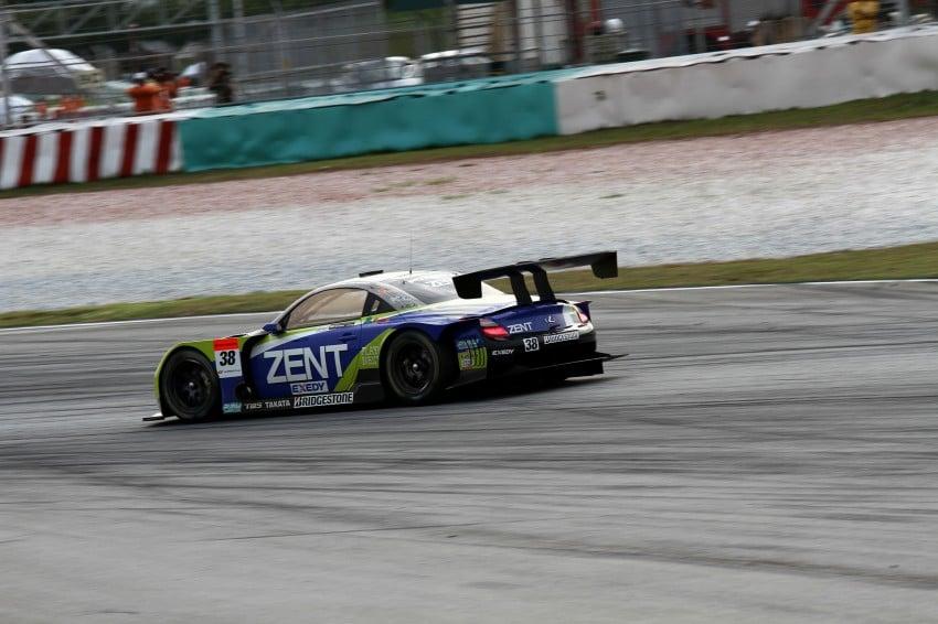 Autobacs Super GT 2012 Round 3: Weider HSV-010 and Hankook Porsche win from pole position Image #111932