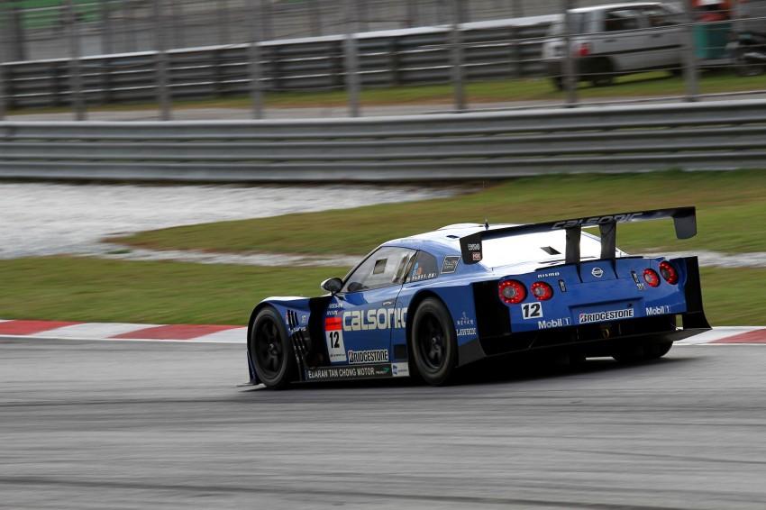 Autobacs Super GT 2012 Round 3: Weider HSV-010 and Hankook Porsche win from pole position Image #111934