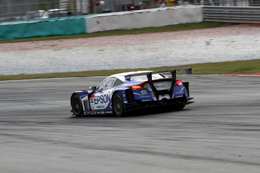 Autobacs Super GT 2012 Round 3: Weider HSV-010 and Hankook Porsche win from pole position Image #111935