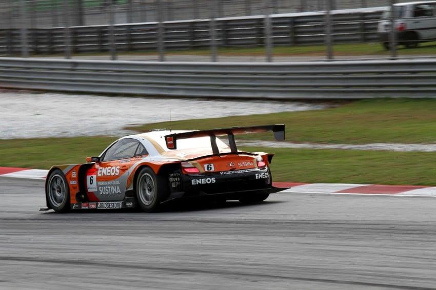 Autobacs Super GT 2012 Round 3: Weider HSV-010 and Hankook Porsche win from pole position Image #111936