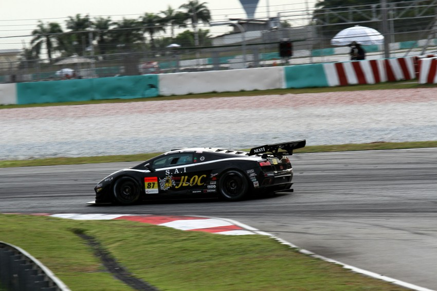 Autobacs Super GT 2012 Round 3: Weider HSV-010 and Hankook Porsche win from pole position Image #111939