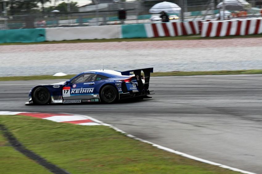 Autobacs Super GT 2012 Round 3: Weider HSV-010 and Hankook Porsche win from pole position Image #111945