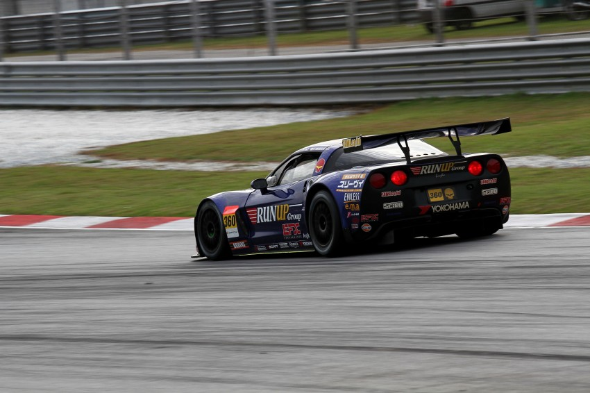 Autobacs Super GT 2012 Round 3: Weider HSV-010 and Hankook Porsche win from pole position Image #111947