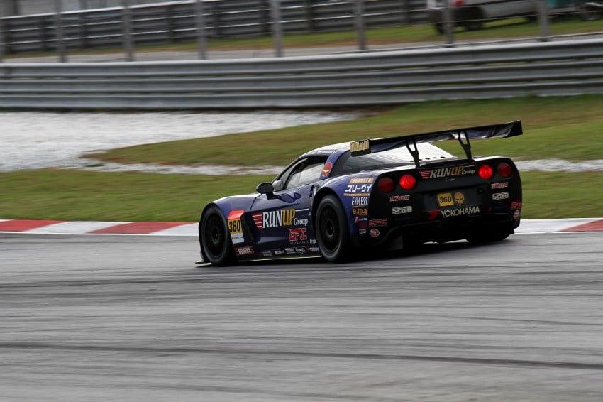 Autobacs Super GT 2012 Round 3: Weider HSV-010 and Hankook Porsche win from pole position Image #111947