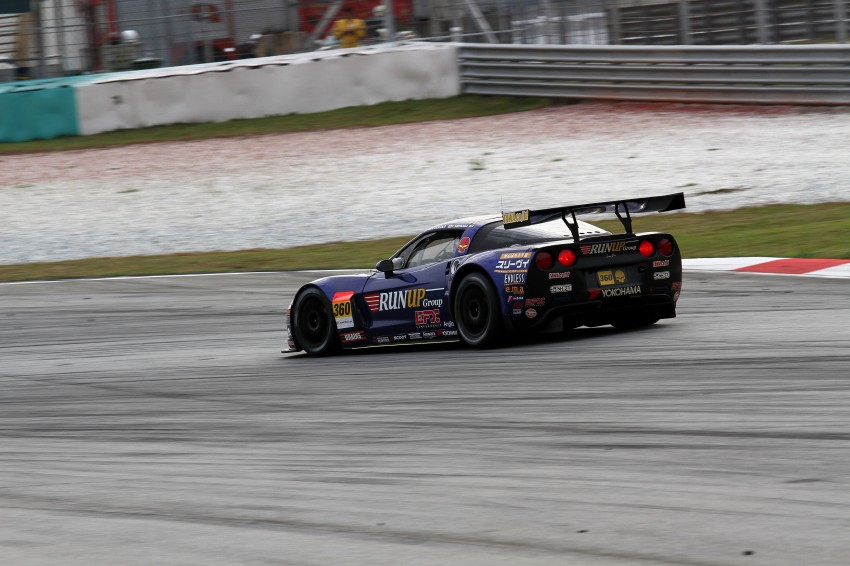 Autobacs Super GT 2012 Round 3: Weider HSV-010 and Hankook Porsche win from pole position Image #111948
