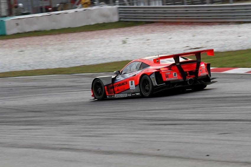 Autobacs Super GT 2012 Round 3: Weider HSV-010 and Hankook Porsche win from pole position Image #111949