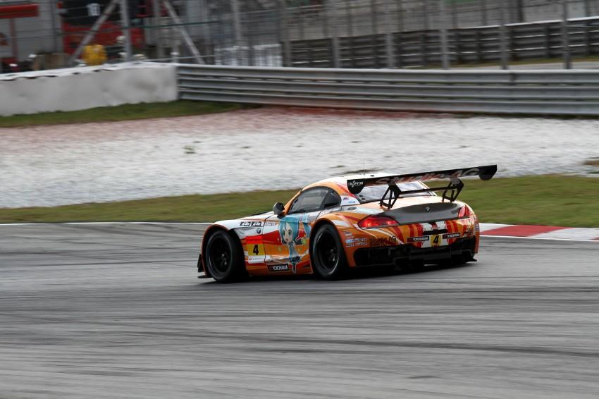 Autobacs Super GT 2012 Round 3: Weider HSV-010 and Hankook Porsche win from pole position Image #111950