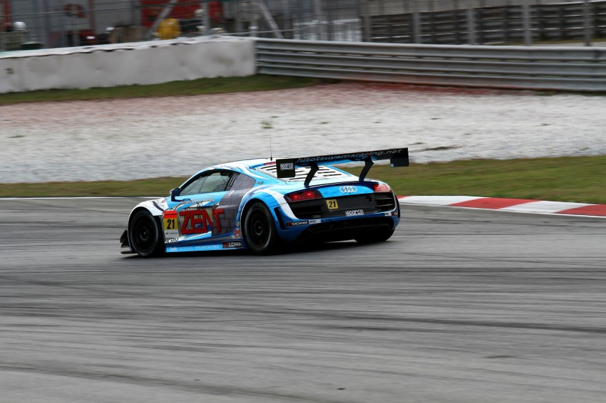 Autobacs Super GT 2012 Round 3: Weider HSV-010 and Hankook Porsche win from pole position Image #111951
