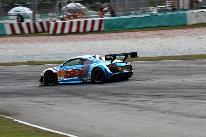 Autobacs Super GT 2012 Round 3: Weider HSV-010 and Hankook Porsche win from pole position Image #111952