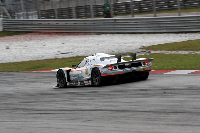 Autobacs Super GT 2012 Round 3: Weider HSV-010 and Hankook Porsche win from pole position Image #111953