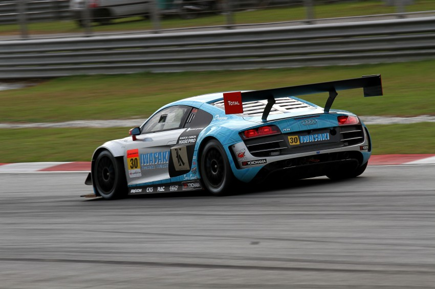 Autobacs Super GT 2012 Round 3: Weider HSV-010 and Hankook Porsche win from pole position Image #111954