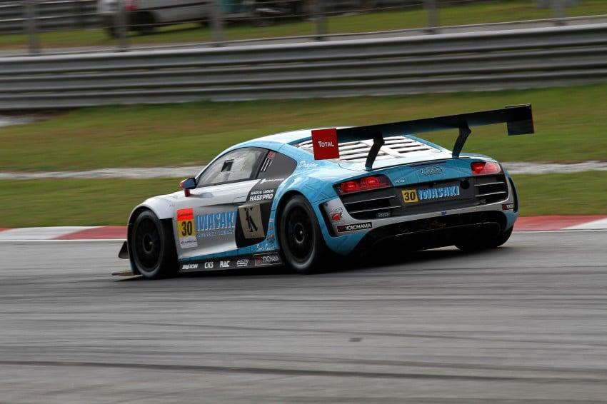 Autobacs Super GT 2012 Round 3: Weider HSV-010 and Hankook Porsche win from pole position Image #111954