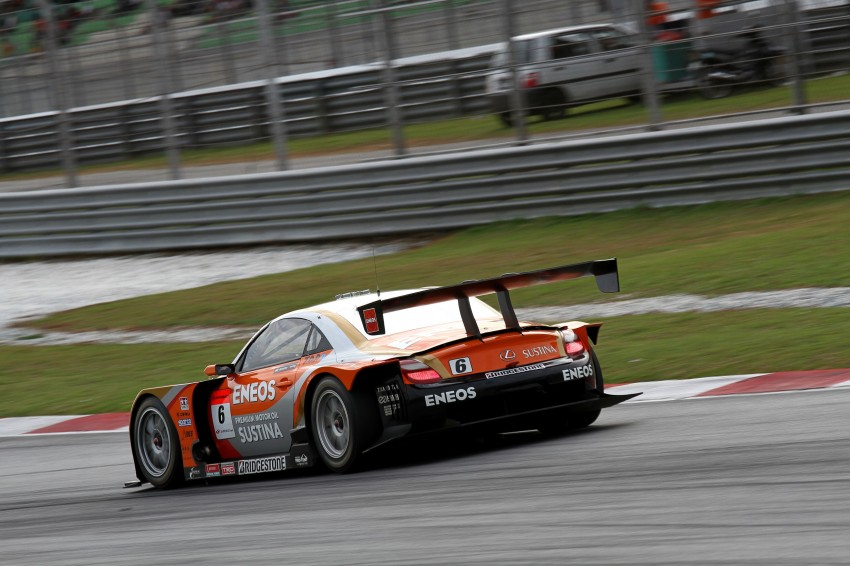 Autobacs Super GT 2012 Round 3: Weider HSV-010 and Hankook Porsche win from pole position Image #111956