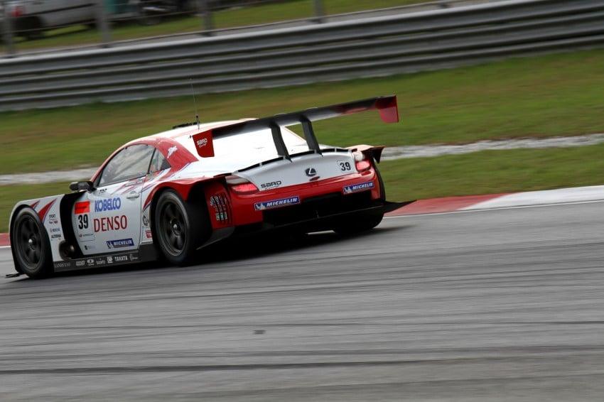 Autobacs Super GT 2012 Round 3: Weider HSV-010 and Hankook Porsche win from pole position Image #111959