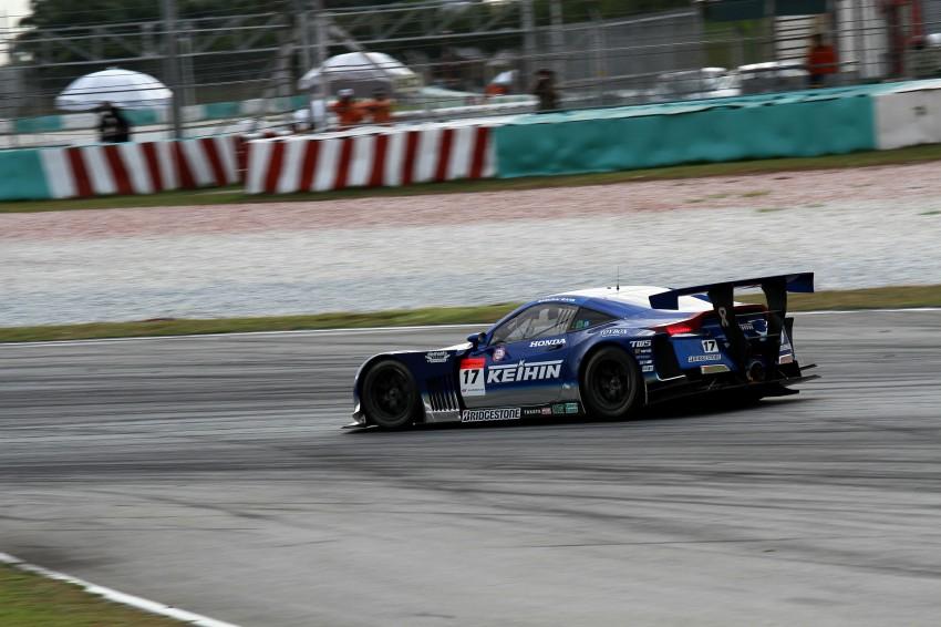 Autobacs Super GT 2012 Round 3: Weider HSV-010 and Hankook Porsche win from pole position Image #111962