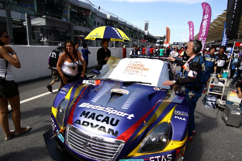 Autobacs Super GT 2012 Rd 3: Scenes before the race Image #111600