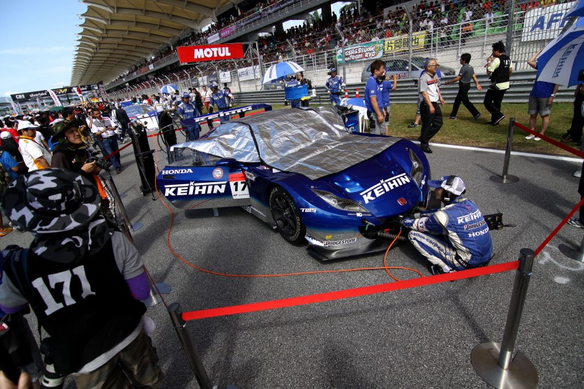Autobacs Super GT 2012 Rd 3: Scenes before the race Image #111601
