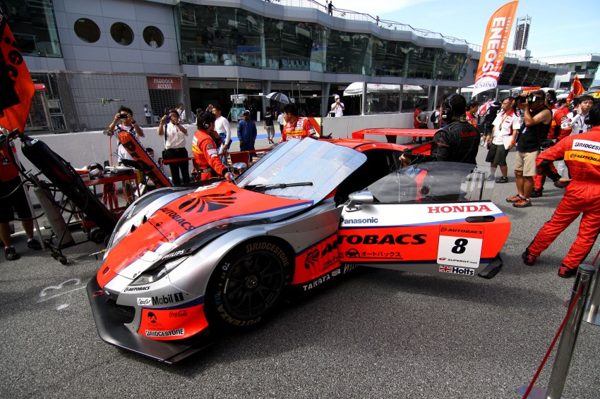 Autobacs Super GT 2012 Rd 3: Scenes before the race Image #111602