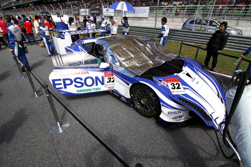 Autobacs Super GT 2012 Rd 3: Scenes before the race Image #111603