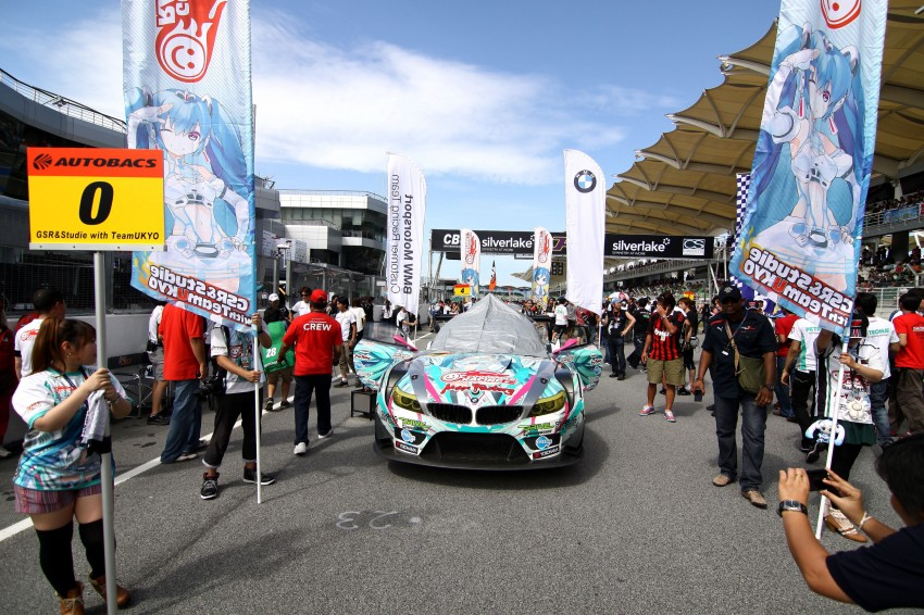 Autobacs Super GT 2012 Rd 3: Scenes before the race Image #111608