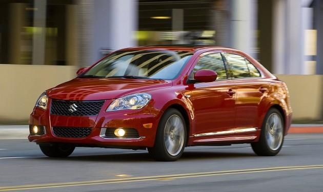 Suzuki exits US car business, focus on bikes, ATVs