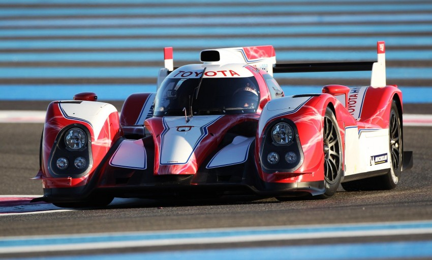 Toyota TS030 Hybrid – the Le Mans challenger unveiled Image #84934