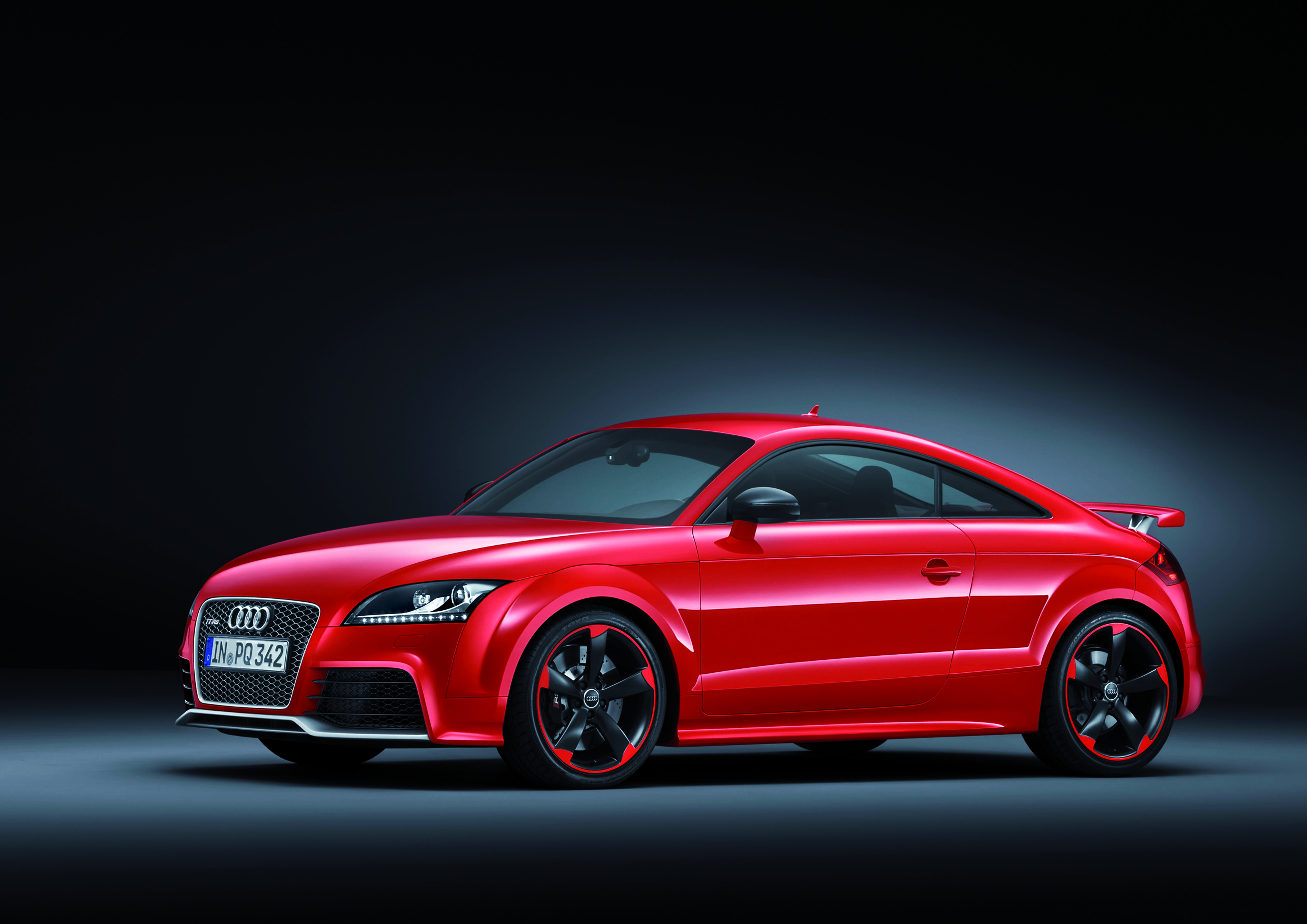 Audi Tt Rs Plus 5 Cylinder Turbo With More Power Paul