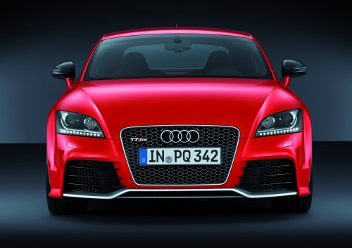 Audi TT RS Plus: 5-cylinder turbo with more power! Image #121331