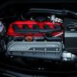 Audi TT RS plus/Motorraum