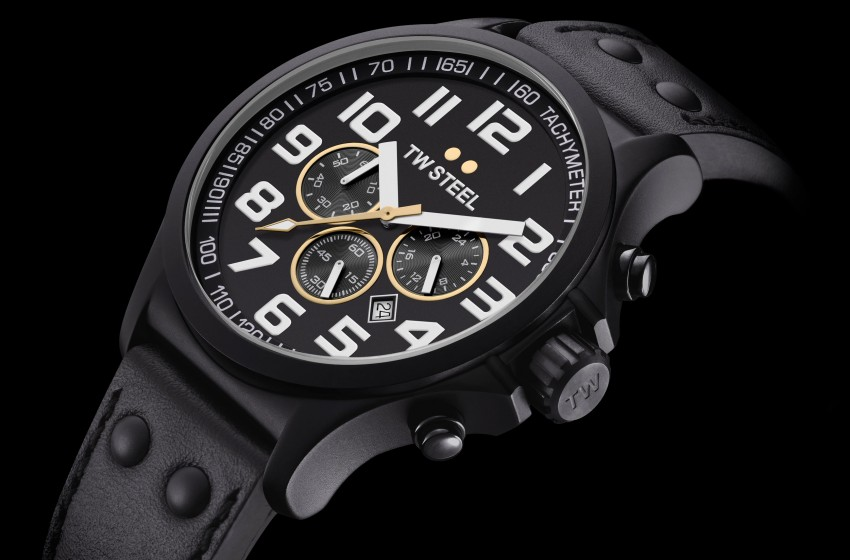 TW Steel releases new Lotus F1 Team collection Image #112550