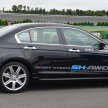Three-motor SH-AWD 01