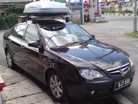 Thule Roof Racks And Roof Boxes In Malaysia Now Available From Proton Parts Centre