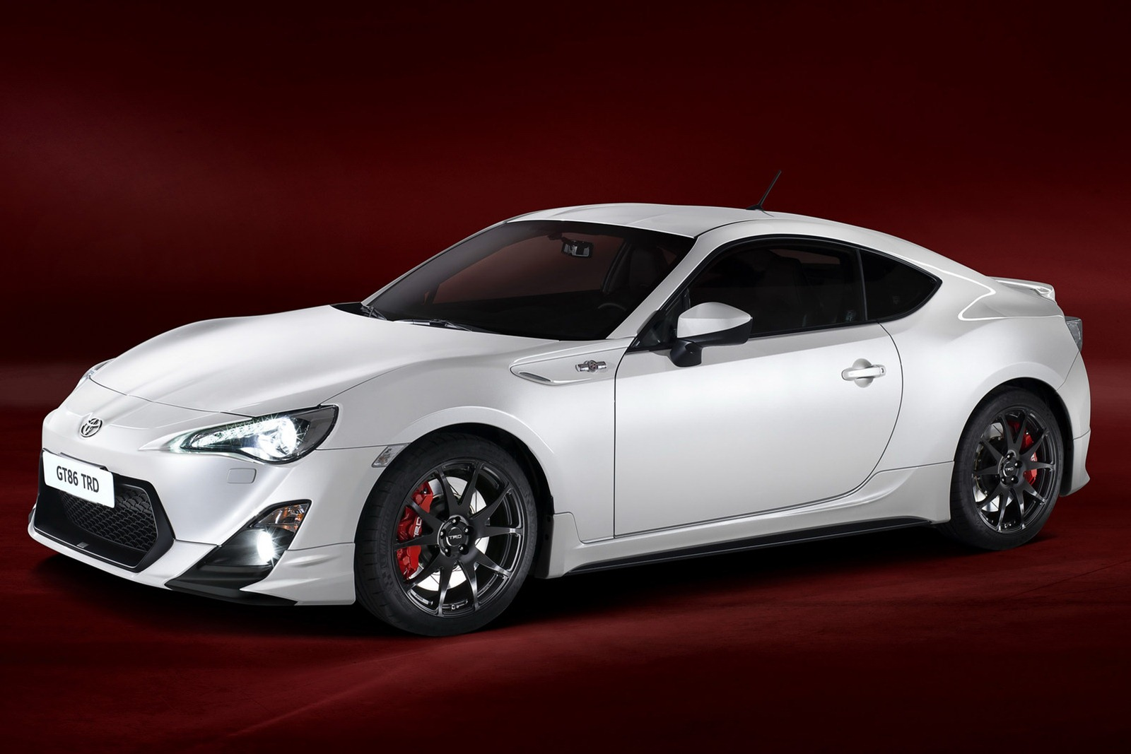 Trd Performance Line Accessories For The Toyota 86