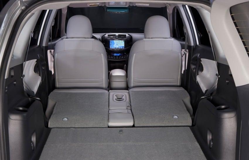 Toyota RAV4 EV – all-electric SUV makes its debut in LA Image #105222