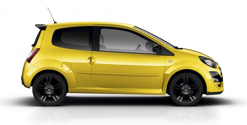 Renault Twingo R.S. 133 in Euro showrooms from April 23 Image #96711