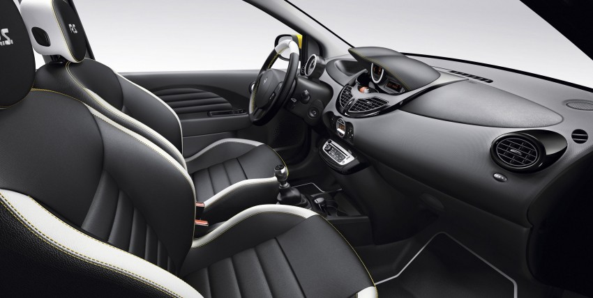 Renault Twingo R.S. 133 in Euro showrooms from April 23 Image #96714