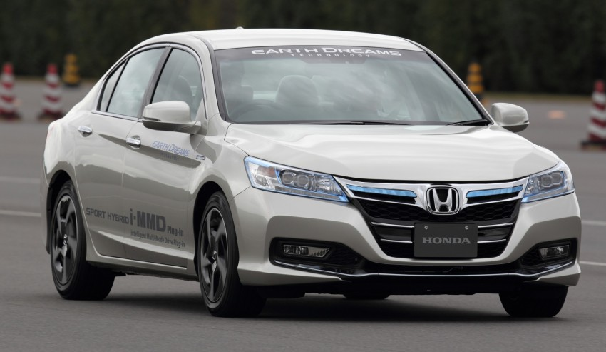 Honda Earth Dreams 2012 – new seven-speed Sport Hybrid Intelligent Dual Clutch Drive system unveiled Image #141502