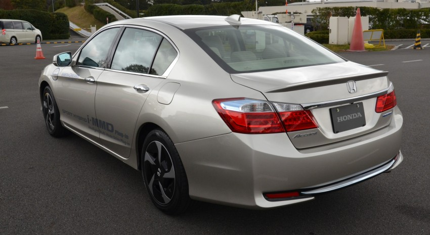 Honda Earth Dreams 2012 – new seven-speed Sport Hybrid Intelligent Dual Clutch Drive system unveiled Image #141393