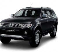 Upgraded-Pajero-Sport-GS-with-roof-rail-front